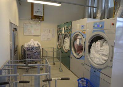 Profesjonelt vaskeri
