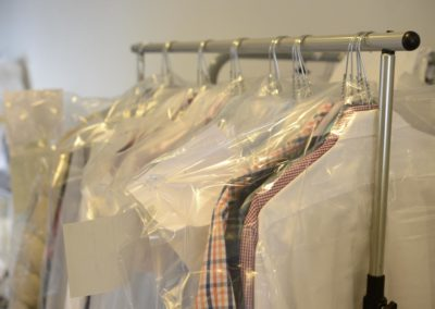 Vask og stryk av skjorter